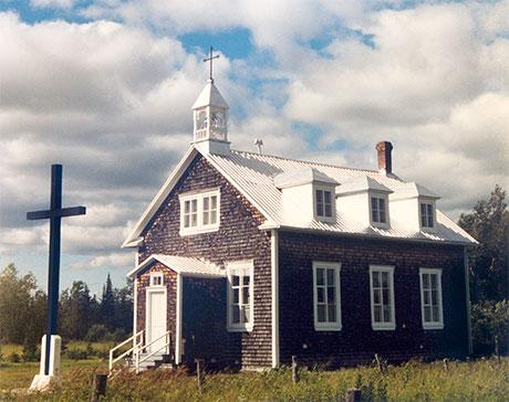 École-chapelle de Bras-d'Apic